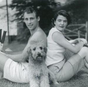 007 Adie and  Mamie Von Gontard