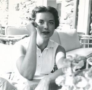 007 Rosalie Calhoun at Greenwich, CT 1952 2