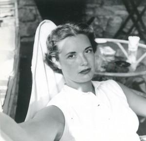 007 Rosalie Calhoun at Greenwich, CT 1952 3