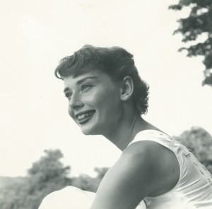 008 Audrey at the Creek Club, Locust Valley 1952 3