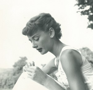 008 Audrey at the Creek Club, Locust Valley 1952 4