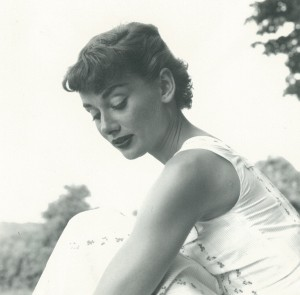 008 Audrey at the Creek Club, Locust Valley 1952 6