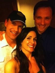 Tom, Danielle, Trevor
