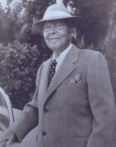 Frank O. Butler (Grandfather)