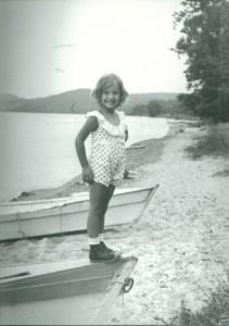 Jorie as child - 2