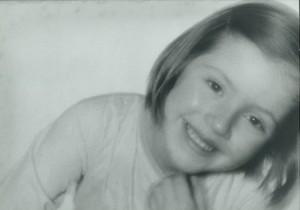 Jorie as child - 4