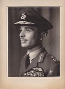 H.M. King Hussein