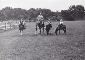 Michael, Paul Butler, Frank and Jorie