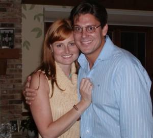 Michelle and Adam