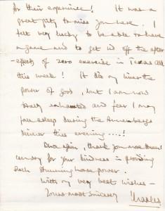 Prince charles letter 2