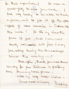 Prince Charles letter continued
