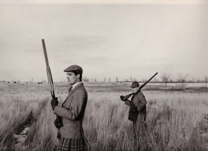 Michael Butler Rober Wickser hunting
