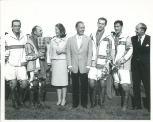 Jack Murphy, Linfoot, Jorie, Paul Butler, Charles Smith, Ronny Tong and Norty Knox
