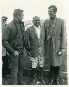 Tab Hunter, Maharaj Prem Singh, Michael Butler