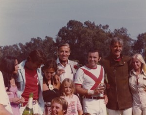 Richard Ney, Michael Butler, Joel Baker