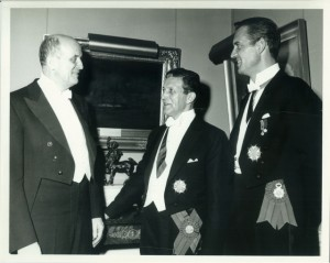 Roger Stevens, Kerner and MB