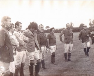 Michael Butler, Tony Devich, Stuart Mackenzie, Mike Dailey, Marquis of Waterford, Patrick Lord Beresford, Hugh Dawney
