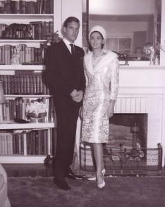 MB and Loyce wedding photo