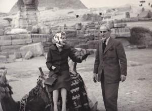 Robin Butler in Cairo